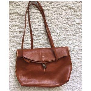 Leather Ellington purse
